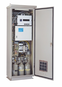 ENDA-5000 Stack Gas Analysis System - Continuous simultaneous and high-precision measurement of NOx, SO2, CO, CO2 and O2