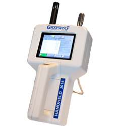GW 3016 Handheld particle counter