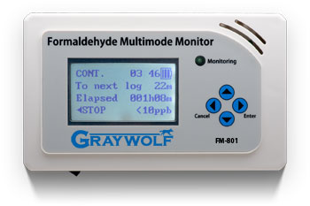 GrayWolf's Indoor Air Quality Monitor