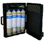 CA-GS 12 CO2 and CO gas calibration kit